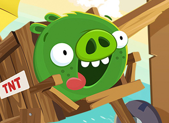 Rovio enhances angry birds franchise with bad piggies macworld rovio is about to give its angry birds voltagebd Gallery