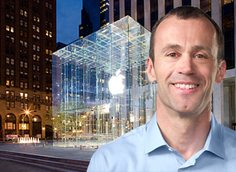 Apple's Senior Vice President of Retail John Browett has spoken to employees worldwide, thanking them for their customer service and dedication to their ... - John-Browett-retail-macworld-australia