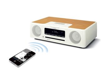 yamaha embraces wireless with new av product range. Black Bedroom Furniture Sets. Home Design Ideas