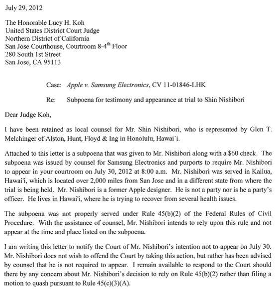 subpoena cover letter - Neyar.kristinejaynephotography.com